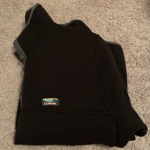 XL L.L. Bean Signature Sweater Fleece Pullover